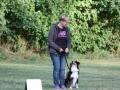 Winnie og Nicen til Rallytræning